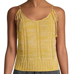 Free People tank large summer top sexy festival